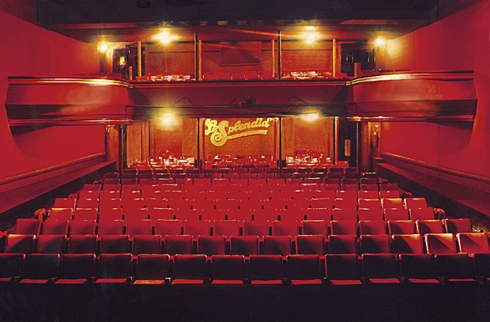 Th tre du splendid saint martin paris - Plan salle theatre porte saint martin ...