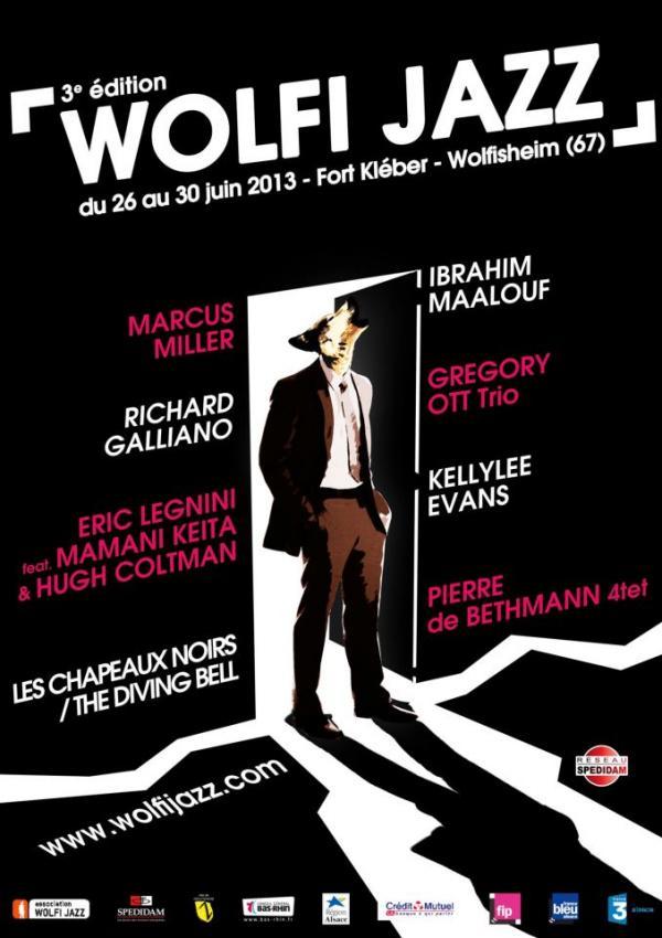 Wolfi-Jazz à Wolfisheim du 26 au 30 juin 2013 Forfait4jours-bamq