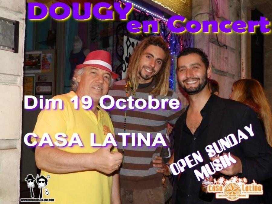 concert casa latina open sunday music bordeaux la casa latina 19 octobre 2014. Black Bedroom Furniture Sets. Home Design Ideas