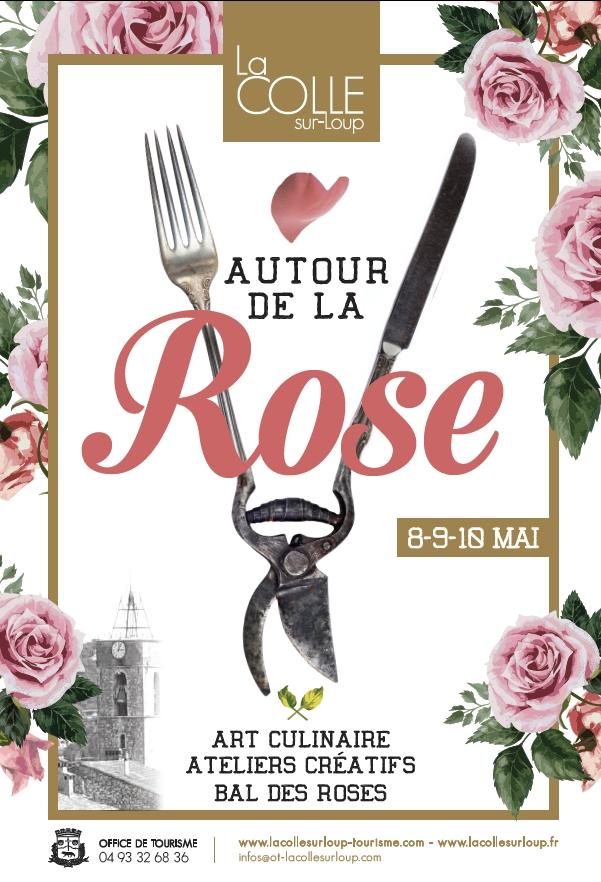 Autour de la rose 2015 for Autour de la maison rose
