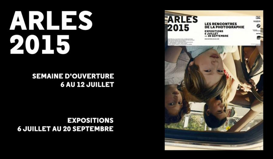 Rencontres arles programme 2015