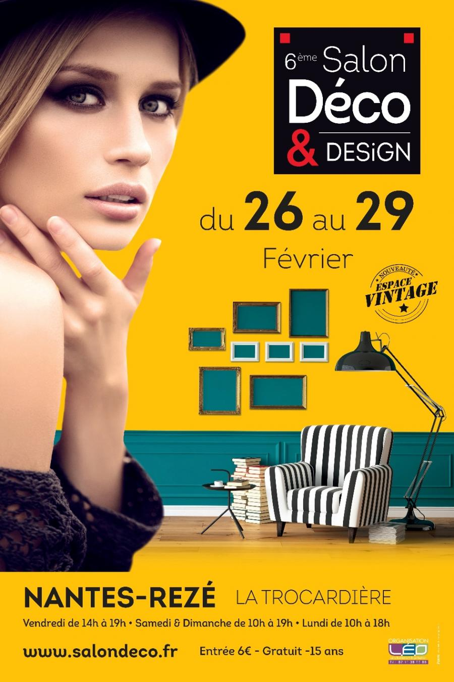 Salon deco nantes 2015 for Salon du chiot reze 2017