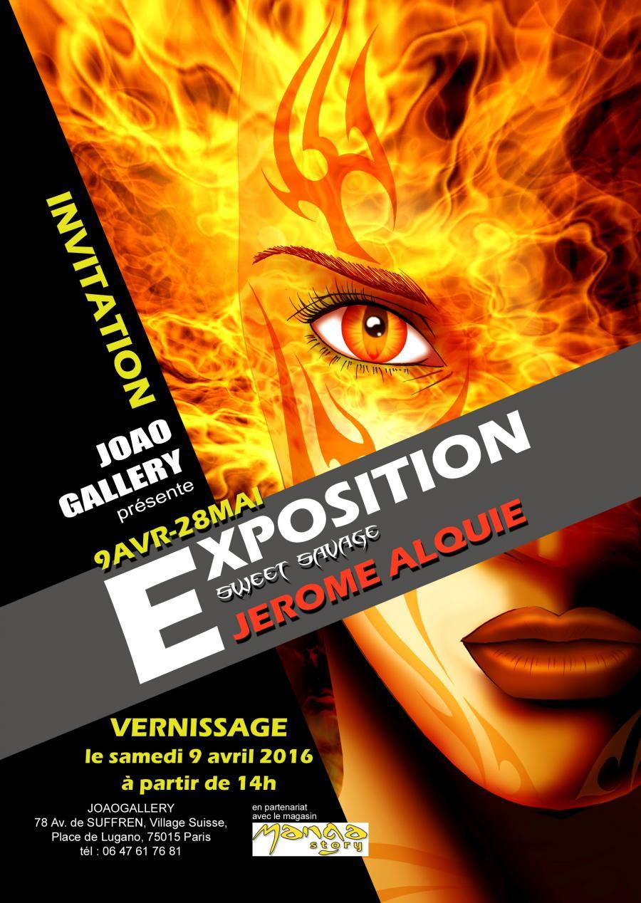 Exposition dessin paris 2016 et 2017 for Expos paris novembre 2016