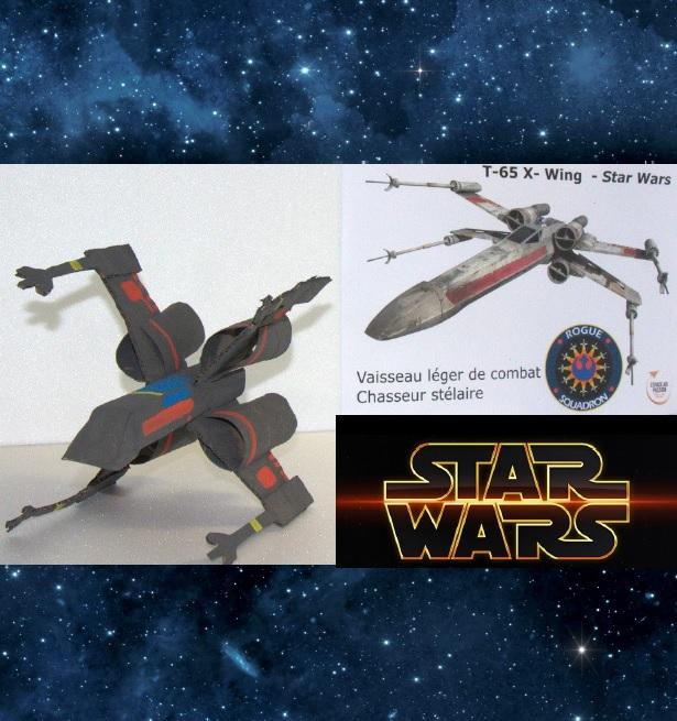 Spectacle animation enfant maquette de vaisseau spatial marce le 13 avril - Vaisseau spatial star wars ...
