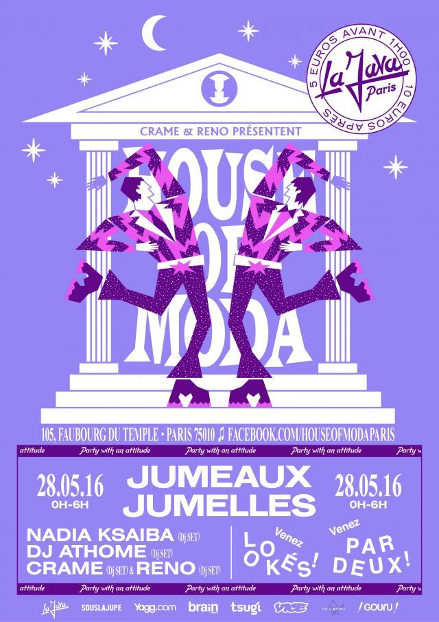 Concert House Of Moda Paris Le 28 Mai 2016
