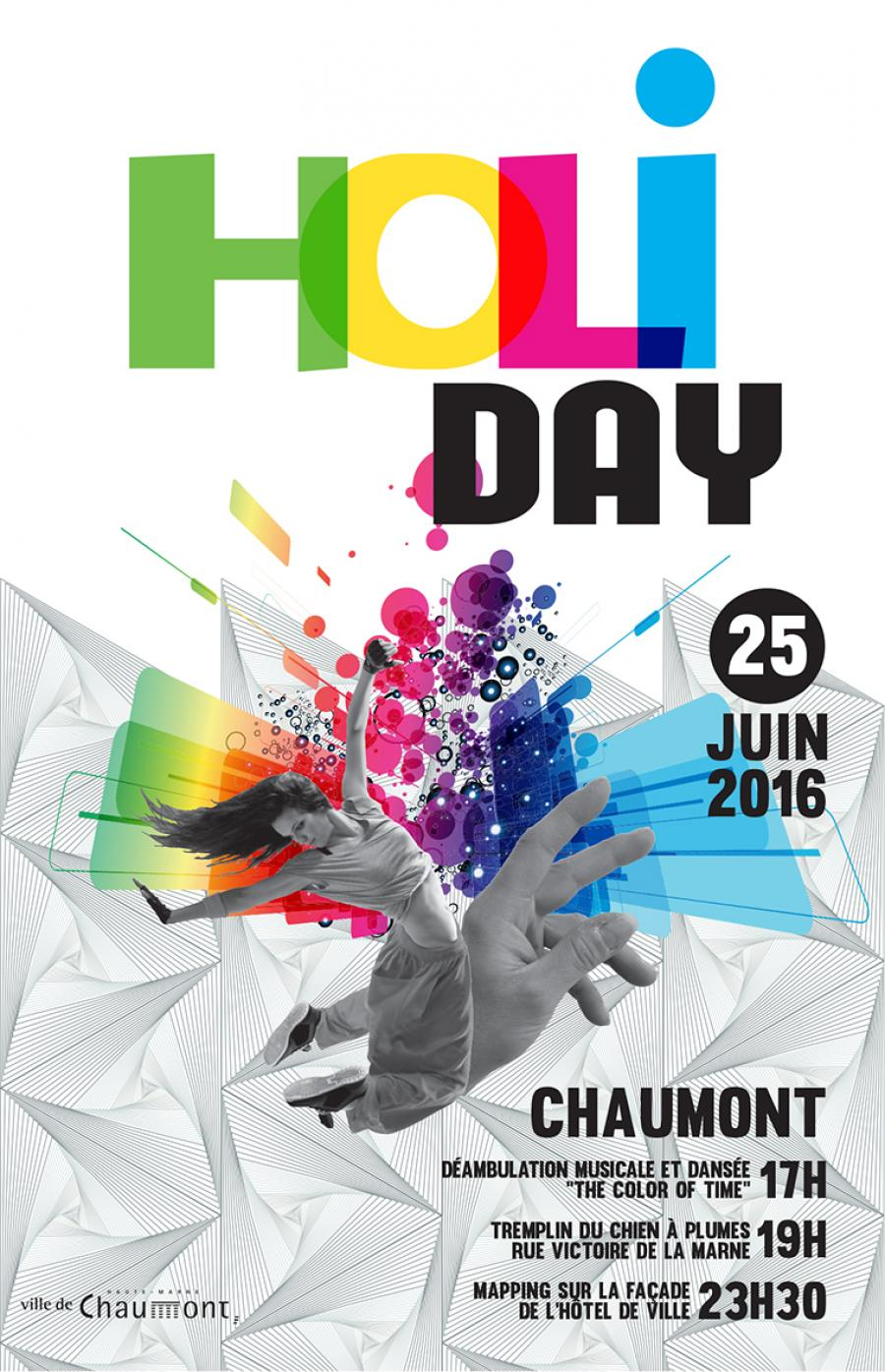 Spectacle holi day chaumont le 25 juin 2016 for 25 juin 2016