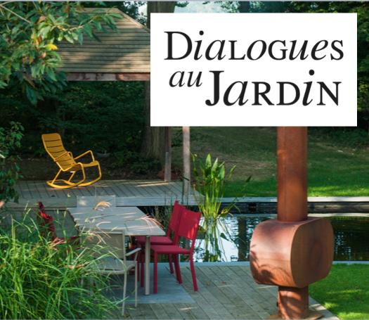 Exposition dialogues au jardin 2016 magny les hameaux for Au jardin wedding