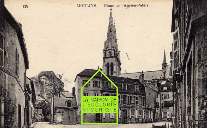 Exposition la maison de l 39 cologie numrique moulins du 17 - Maison de l ecologie ...