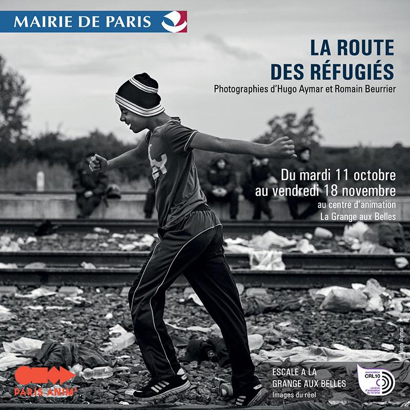 Exposition la route des rfugis paris du 11 octobre au 18 for Expos paris novembre 2016