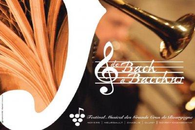 Festival De Bach à Bacchus 2014
