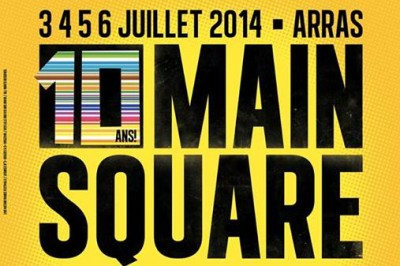 Main Square Festival 2014