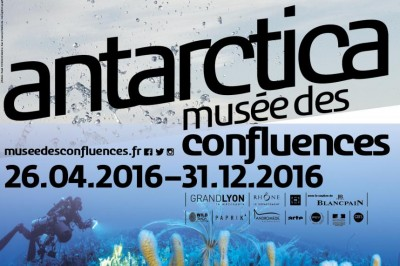 Antarctica à Lyon
