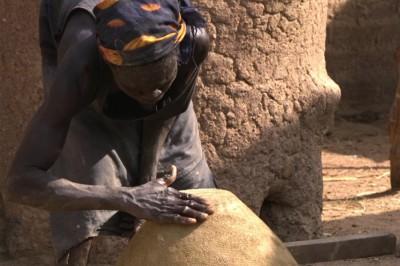 Potières d'Afrique à Lyon