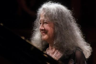 Martha Argerich - Stephen Kovacevich à Toulouse