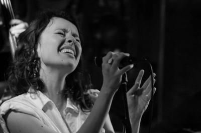 Louise ROBARD Quartet à Nevez