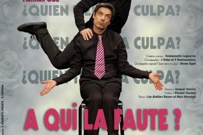 A Qui La Faute ? à Paris 9ème