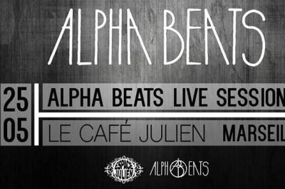 Carte Blanche à Alpha Beats à Marseille