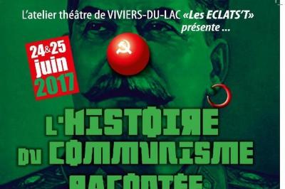 L'Histoire du Communisme racontée aux malades mentaux à Viviers du Lac