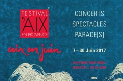 Aix En Juin 2017