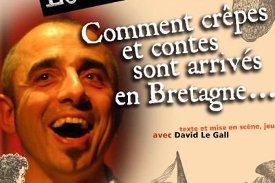 Comment crêpes et contes sont arrivés en Bretagne à Orsay