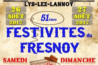 51èmes festivités du fresnoy à Lys Lez Lannoy