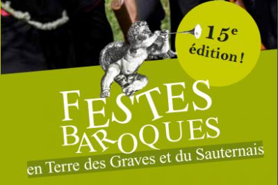 Festival Festes Baroques 2017