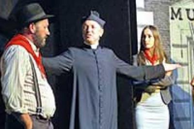 La Grande Bagarre De Don Camillo à Mandelieu la Napoule