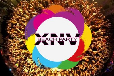 XNV Beach Party 2017 à Excenevex