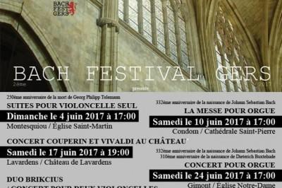 Bach Festival Gers 2017