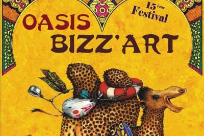 Festival Oasis Bizz'art 2017
