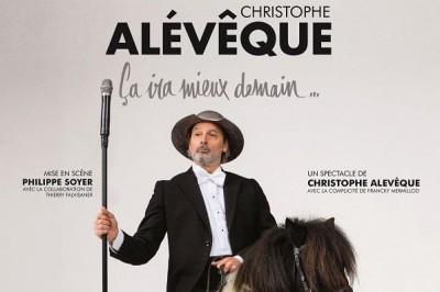 Christophe Alévêque - Ça ira mieux demain... à Tours