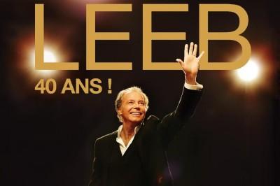 Michel Leeb - 40 ans ! à Bourges