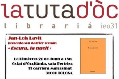 Rescontre de la Tuta d'Oc #7 amb Jan-Lois Lavit à Toulouse