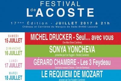 Festival de Lacoste 2017