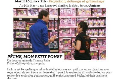 Séance projection sur le genre la famille et l'enfance à Amiens