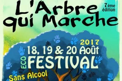 Eco-festival L'Arbre qui Marche 2017