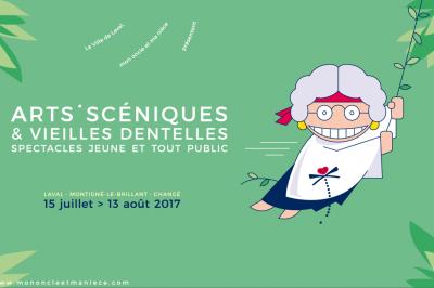 Arts Scéniques et Vieilles Dentelles 2017