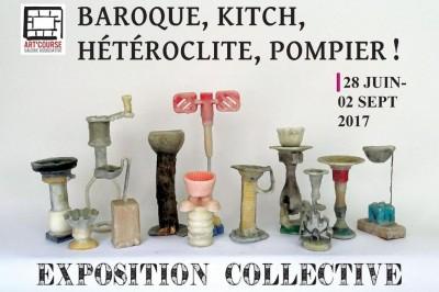 Baroque, Kitch, Hétéroclite, Pompier! à Strasbourg