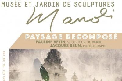 Exposition Temporaire Paysage Recompose à La Richardais