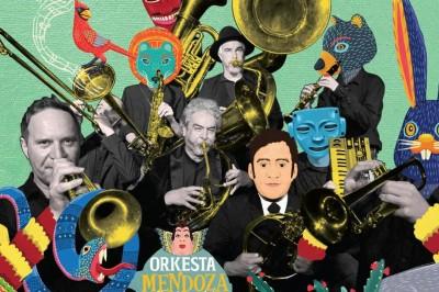 Orkesta Mendoza (cumbia / Mariachi) à Pau