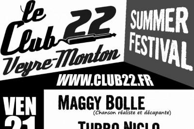 Summer Fest Au Club 22 à Veyre Monton