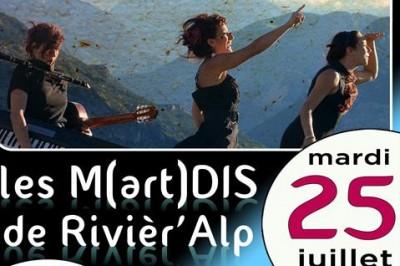 Les M(art)DIS de Rivièr'Alp :