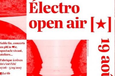 Open Air Électro - Ici C'est L'été à Saint Denis