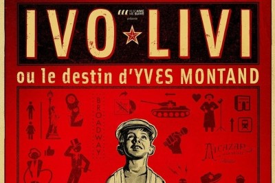Ivo Livi ou le destin d'Yves Montand à Chennevieres sur Marne