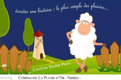 Quand soufflent les contes pour les bébés : Brrr voici l'hiver à Nantes