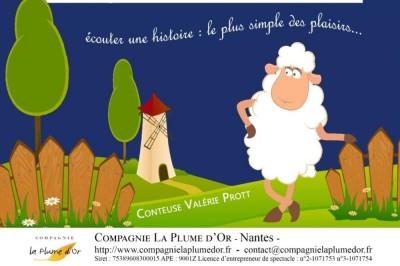 Quand soufflent les contes pour les bébés : Dans la mare il y a.. à Nantes