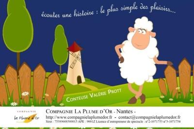 Quand soufflent les contes pour les bébés : Oh la vache ! à Nantes