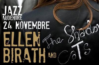 Ellen Birath & The Shadow Cats | Jazzaudehore à Saint Germain en Laye
