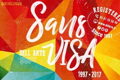 Sans Visa - 20 Ans De Dell'arte 2017