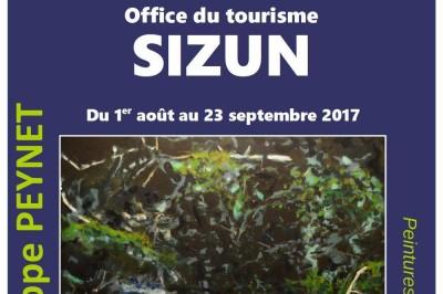 Exposition Jean Philippe PEYNET à Sizun